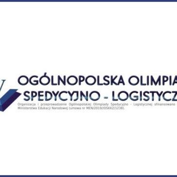 Nasz uczeń finalistą V Ogólnopolskiej Olimpiady Spedycyjno-Logistycznej