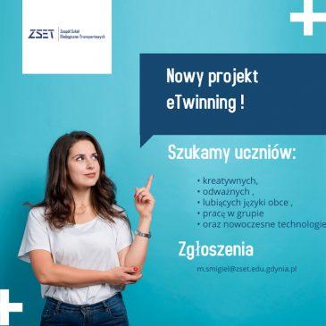 Nowy projekt eTwinning